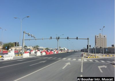 Al Boushar Intersection