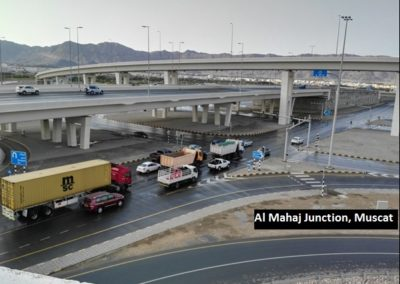 Al Mahaj Junction