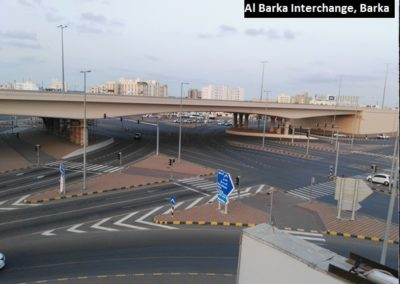 Barka Interchange
