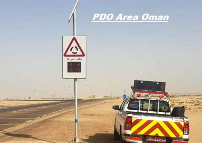 PDO Area Oman